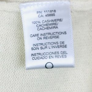 Michael Kors Sweaters - MICHAEL KORS Cashmere Short Sleeve Cannes Sweater